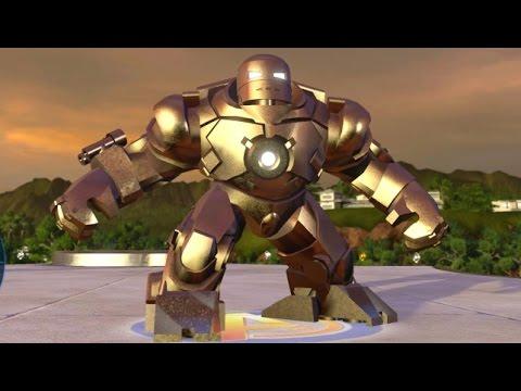 LEGO Marvel's Avengers – Iron Monger Unlock + Open World Free Roam (Character Showcase)
