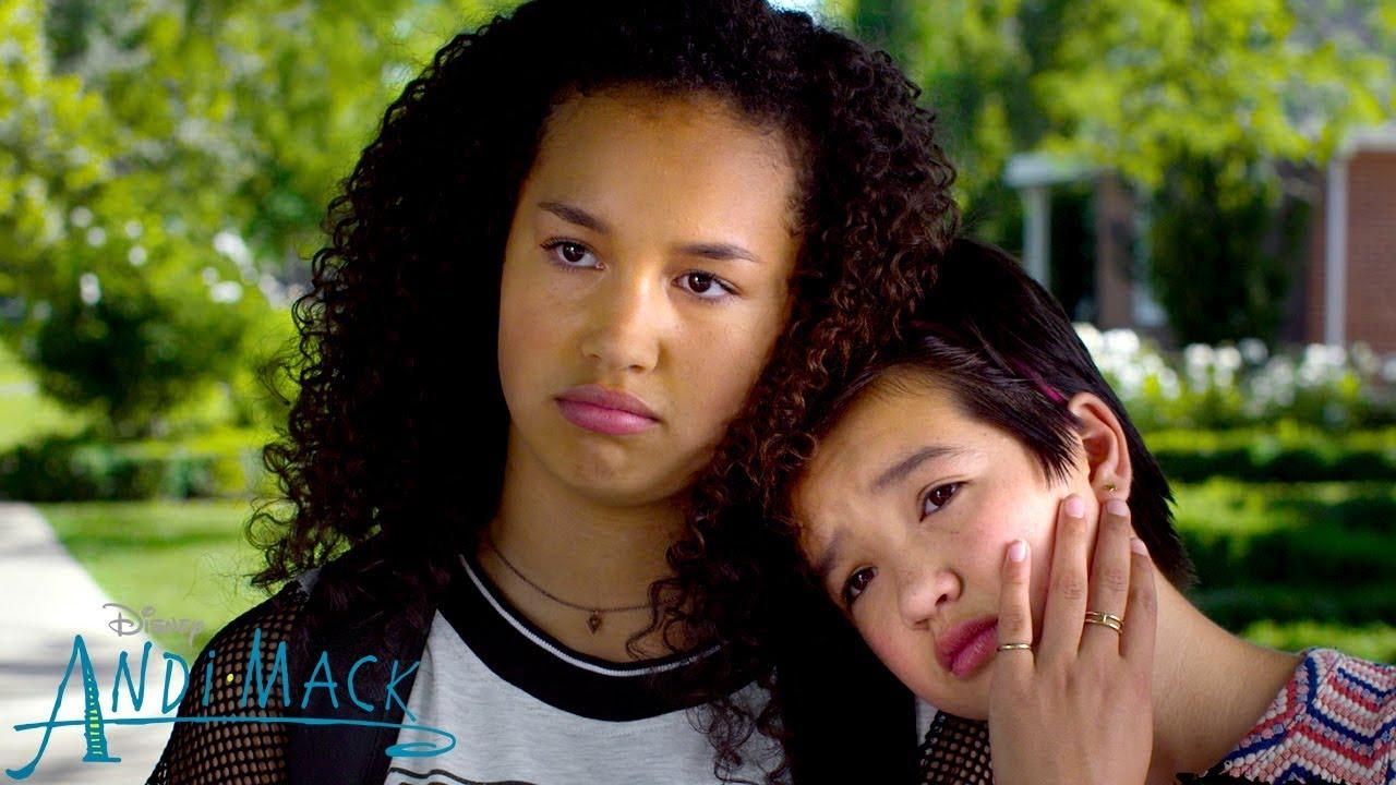 Download Sneak Peek: Episode 7 Head Over Heels   Andi Mack   Disney Channel