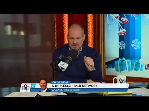 MLB Network Analyst Dan Plesac on Rich's Sterling Impression & Yankees' Outlook - 12/21/17