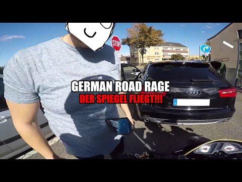 German Road Rage