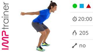 Allenamento Total Body Cardio Ad Alta Intensità Per Dimagrire e Tonificare