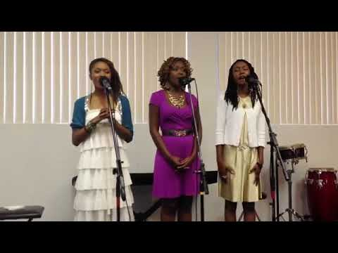 It Is Well  Hymn Sisters Singing Live