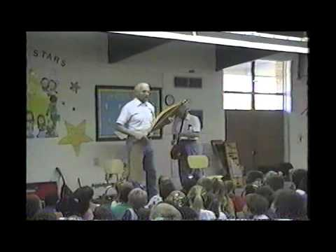 Briar Patch at James E  Bacon Elementary School, Jesup, GA   1993