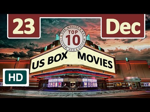 Box office 2017 top 10 ( 23 December ) this weekend box movies