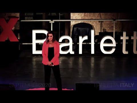 Connecting the Dots: il coraggio di cercare sé stessi | Simona Sinesi | TEDxBarletta