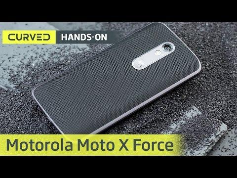 Motorola Moto X Force im Hands-on | deutsch