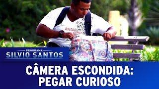 Pegar Curioso | Câmera Escondida (19/03/17)
