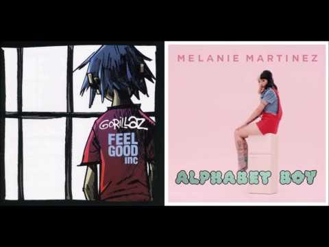 Alphabet Inc. Mashup  Gorillaz & Melanie Martinez