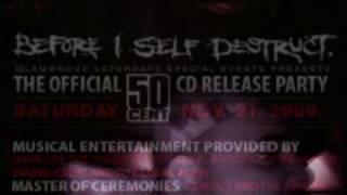 "50 Cent ""BEFORE I SELF DESTRUCT"" Album Release Party -- November 21, 2009 -- Toronto, Canada."