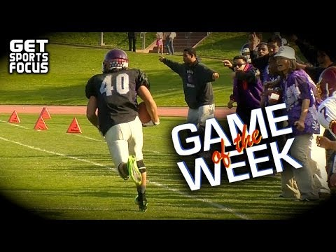 Galileo vs Lincoln - GetSportsFocus Football 2013