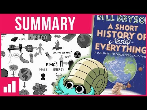 A Short History Of Nearly Everything By Bill Bryson ► Animated Book Summary