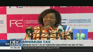 FKE urges govt to shelve new minimum tax