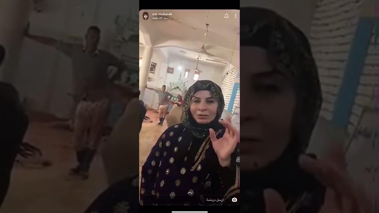 السعودية امرأة كويتية تذبح عجلين صدقة على روح اللواء عبدالعزيز الفغم Youtube