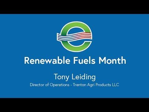 Ethanol for Nebraska-Tony Leiding