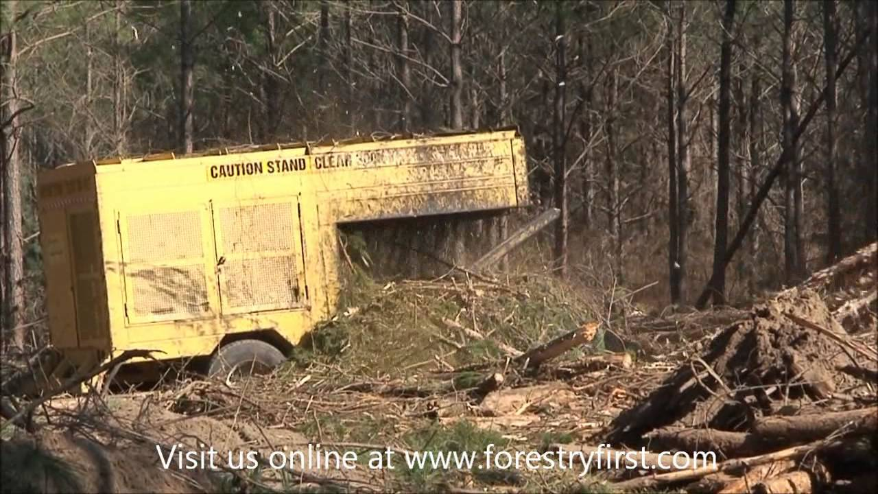 2010 Chambers Delimbinator For Sale at Forestry First wmv