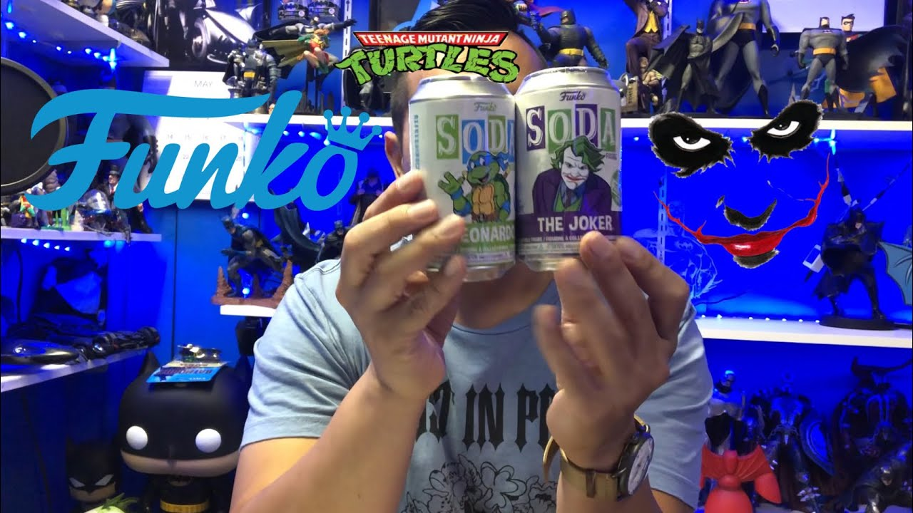 Funko SODA Leonardo Teenage Mutant Ninja Turtles