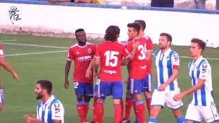 Pretemporada   Real Sociedad 1-2 Real Zaragoza (resumen)   1/8/2018