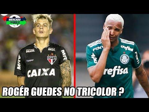 São Paulo pode acertar com Roger Guedes | Palmeiras vende Deyverson - Gaveta News