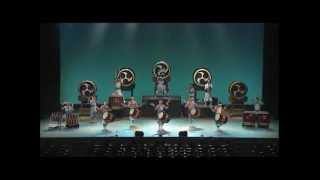 ASKA Japanese Drum 20th「獅子奮迅」2013  PV - 舞太鼓あすか組