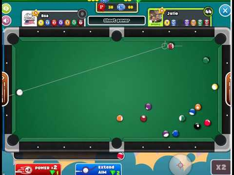 Pool arena Game Online Play | Algerian Player |