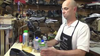 видео клей для обуви
