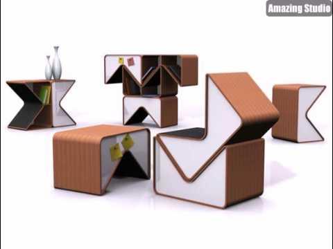 Multifunktionale Lesemöbel