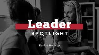 Leader Spotlight - Karley