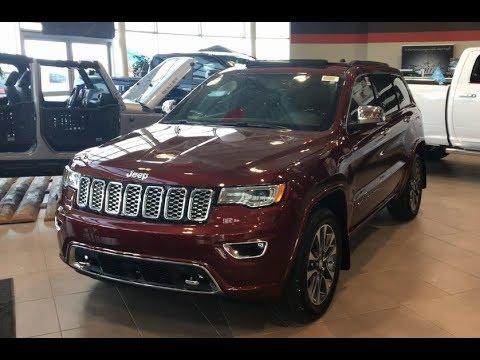 2018 jeep grand cherokee overland tow hooks edmonton alberta 18gc6447 crosstown dodge. Black Bedroom Furniture Sets. Home Design Ideas