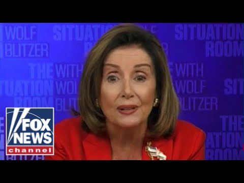 Fox News' panel on Pelosi's latest interview regarding additional stimulus