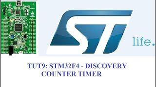 STM32 Counter TIMER