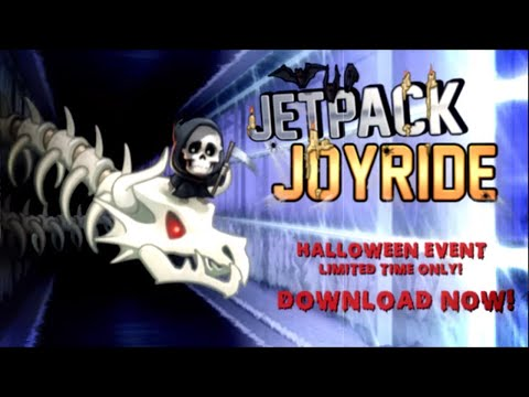 Jetpack Joyride - Halloween Update