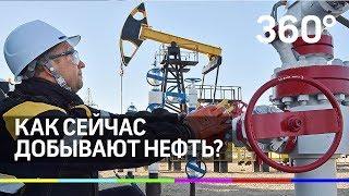 Как сейчас добывают нефть? Роснефть продемонстрировала уникальные технологии разведки и добычи нефти