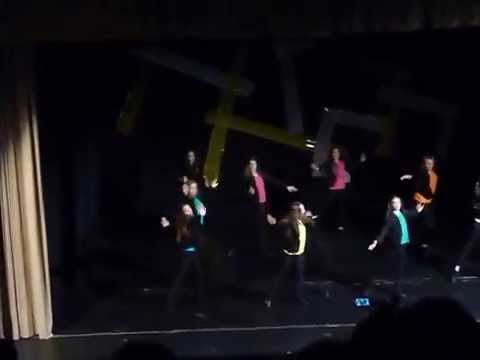 Treasure- Babylon en VI dansa a Oliva
