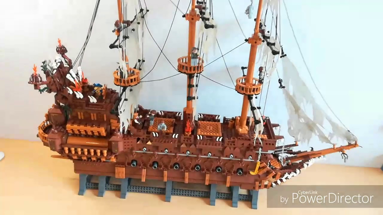 lego the flying dutchman bludn holan an youtube. Black Bedroom Furniture Sets. Home Design Ideas