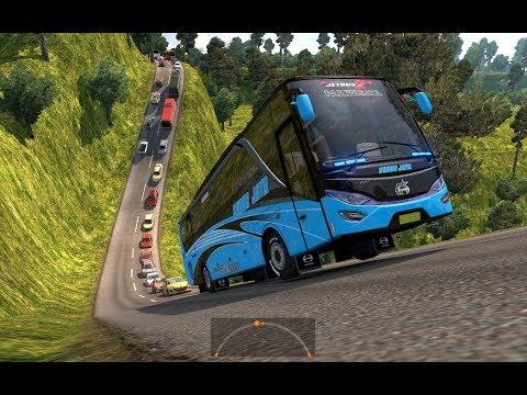 Bis Subur Jaya Hampir Gak Kuat| ETS2 Game