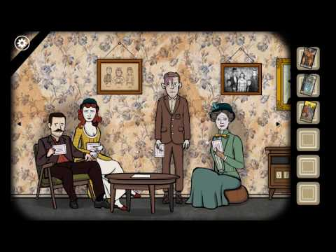 Rusty Lake Roots : Winter 1896 The Lying Game