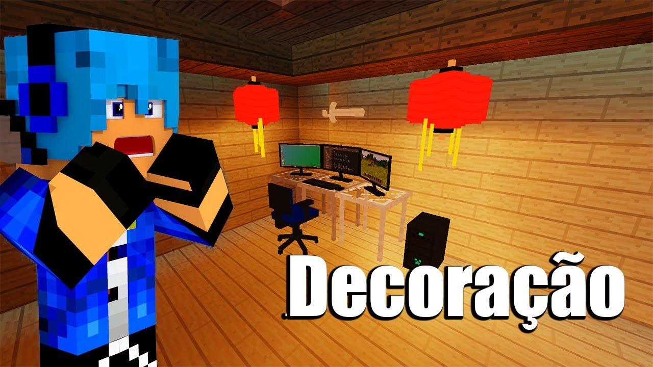 Minecraft Mods Decocraft O Melhor Mod De Decoracao