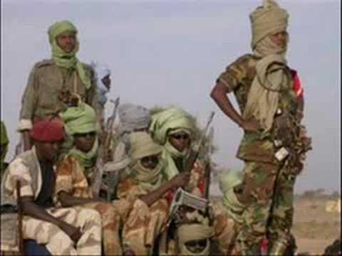 Darfur Human Rights Violation