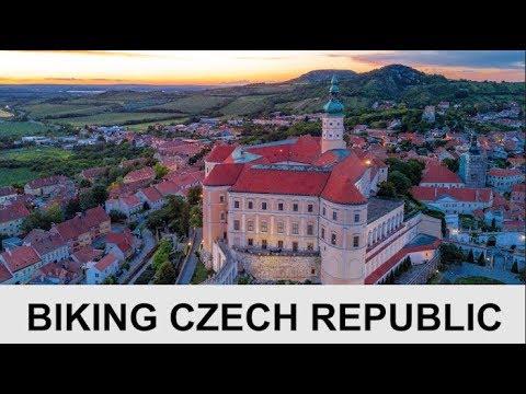 Biking Touring Czech Republic - DAY 11 - Mikulov, Lednice & Valtice