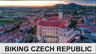 Bikepacking Czech Republic - DAY 11 - Mikulov Lednice & Valtice