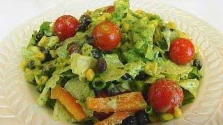 Betty's Southwestern Chopped Salad