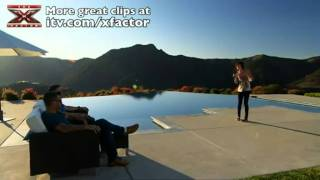 Frankie Cocozza - What's My Name (Judge's Houses 1 - The X Factor UK 2011)