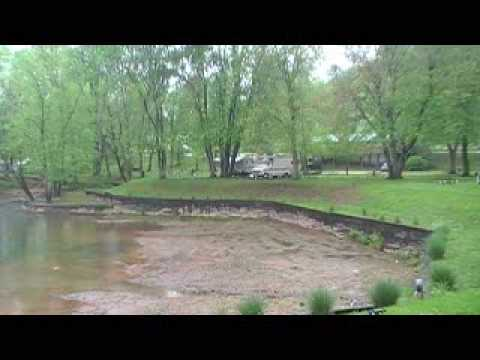 Camping At Greenbo Lake State Park Greenup Kentucky Doovi