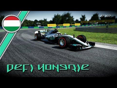 F1 2017 | DEFI | LEWIS HAMILTON HONGRIE