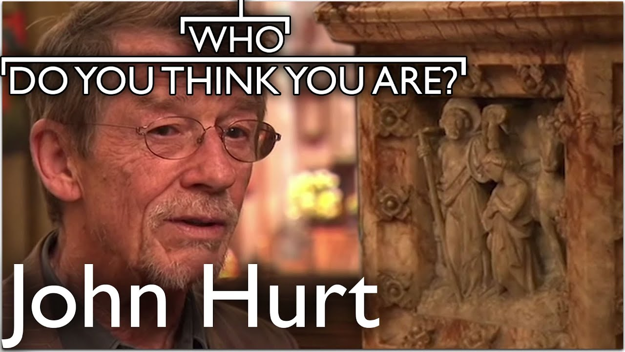John Hurt Visits Hometown Grimsby | Who Do You Think You Are