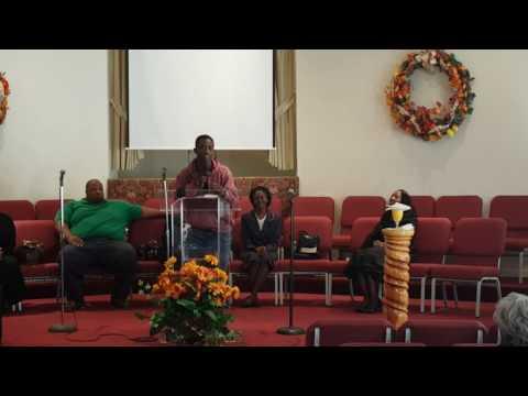 Winewood Christian School Bible Verse Recital
