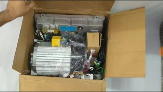 72V 5000W BLDC ELECTRIC CAR CONVERSION KIT