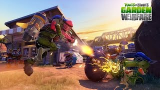 Plants Vs Zombies Garden Warefare 2 Hours Live Streaming