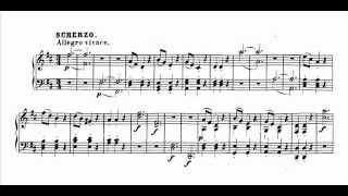 Beethoven piano sonata no. 15 op. 28 in D major [3\4]