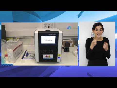 Medical Center incorpora una máquina con capacidad de 25 pruebas PCR en algo más de dos horas